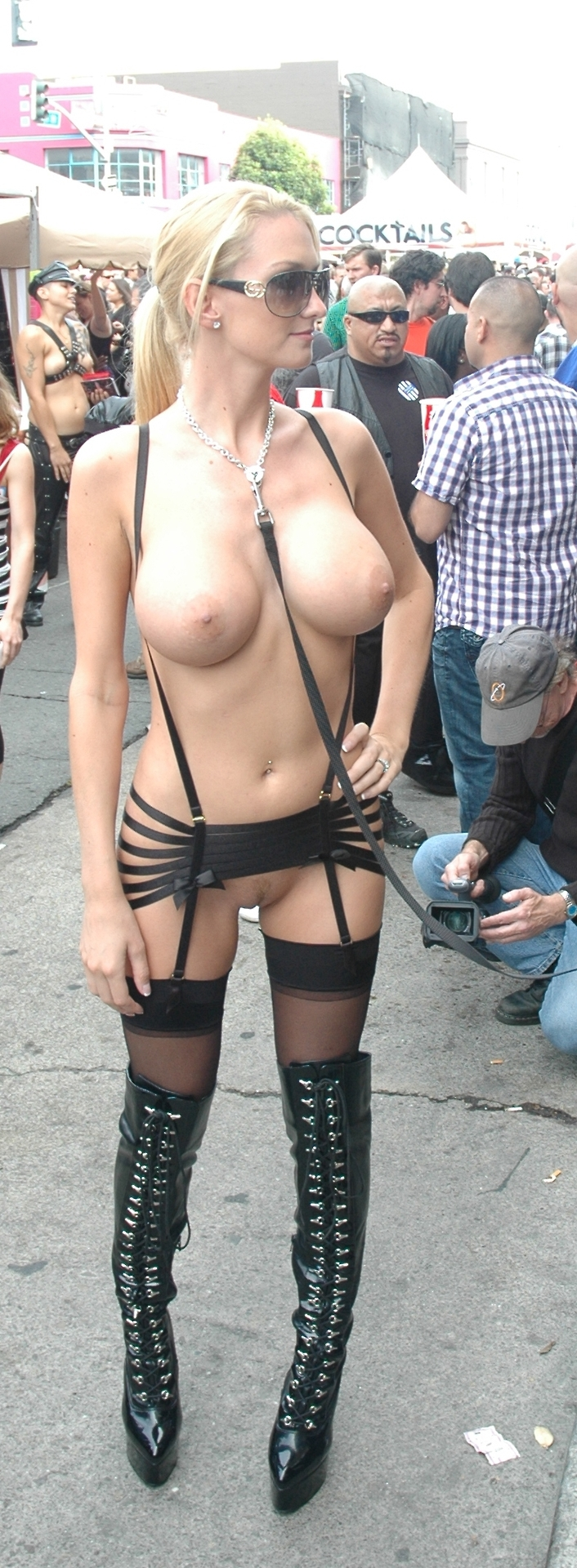 huge black cock stuffs horny wife #blackandwhite #busty #chains #closedeyes #collar #dreaming #firmtits #forrest #leash #nature #outdoors #outdoors #photography #submissive