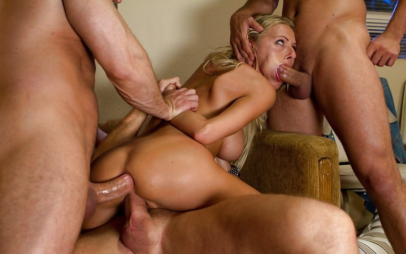 Dp Doublepenetration Anal Blowjob Gangbang Surrounded