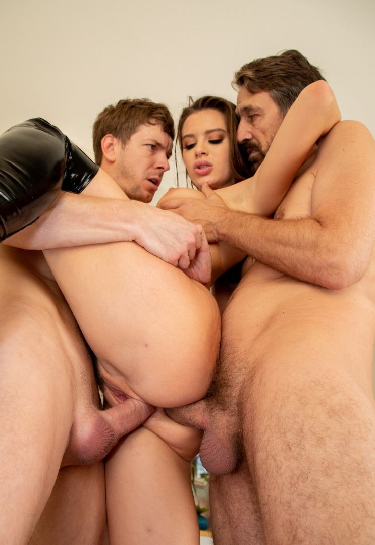 exclusive pov tribbing and pussy eating